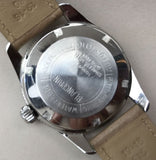 Circa 1969 Blancpain Aqualung 1000 feet, Beautiful 100% Original Dial, Vintage Wristwatch - HallandLaddco.com