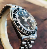 Rolex GMT Ref.1675 from 1971 - HallandLaddco.com