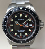 Ollech & Wajs Professional Dive 100m/330ft Wristwatch - HallandLaddco.com