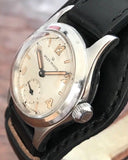Rolex Oyster Speedking from 1940's - HallandLaddco.com