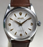 Vintage 1950's Rolex Oyster Perpetual Chronometer Ref. 6564 (3 6 9 Dial), cal 1030  Wristwatch - HallandLaddco.com