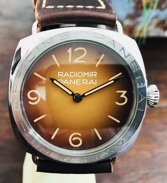 Panerai 687 Radiomir Special Edition 2017 with Box and Papers - HallandLaddco.com
