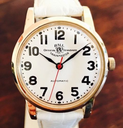 Ball official standard wristwatch - HallandLaddco.com