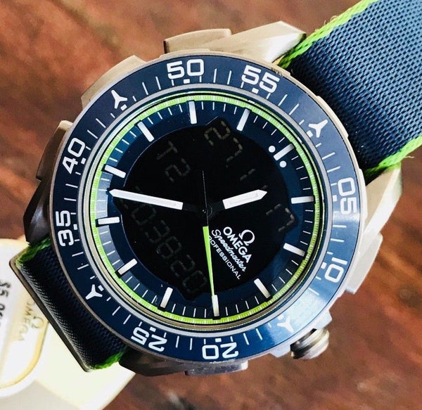 Omega Skywalker X33 Solar Impulse - HallandLaddco.com