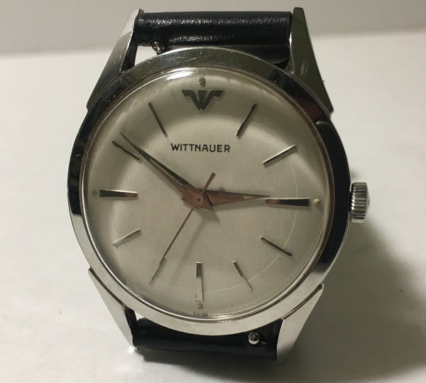 Wittnauer 17 Jewels 11WSG 1950's Wristwatch - HallandLaddco.com