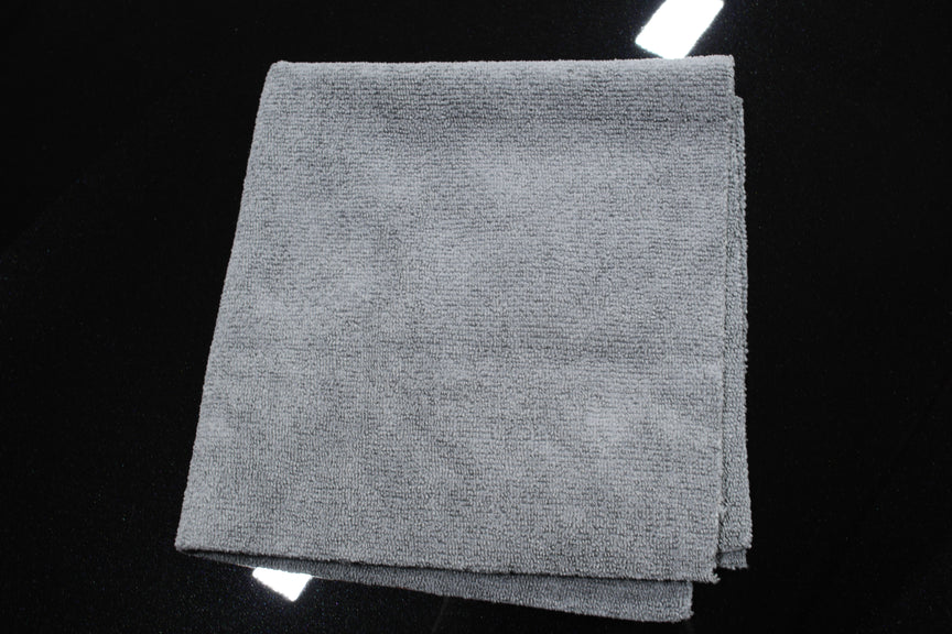 Soft Edgeless General Purpose Microfibre Towel