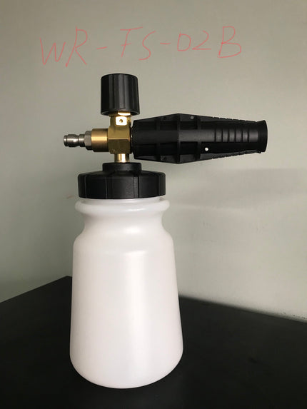 Foam Gun Attachment (For Quick-Connect Pressure Gun)