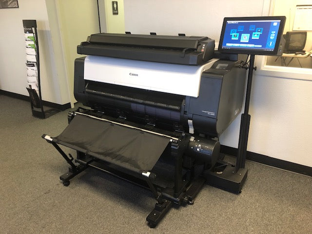 Canon TX 3000 Plotter Printer & MFP Overview