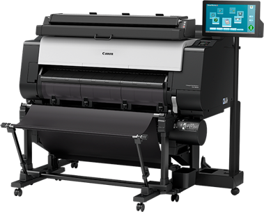 Meet the New Canon iPF TX Series Wide-Format Printers