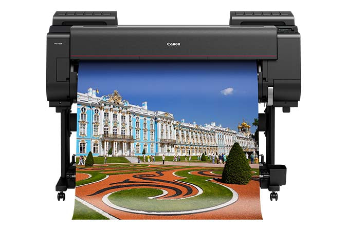 Canon PRO Series Inkjet Photo Printers Revamped