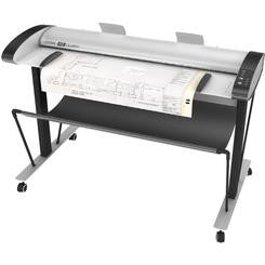 Contex large format scanner