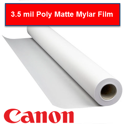 Canon 3.5 mil Polyester Engineering Film - Radiant Fusion - 44632
