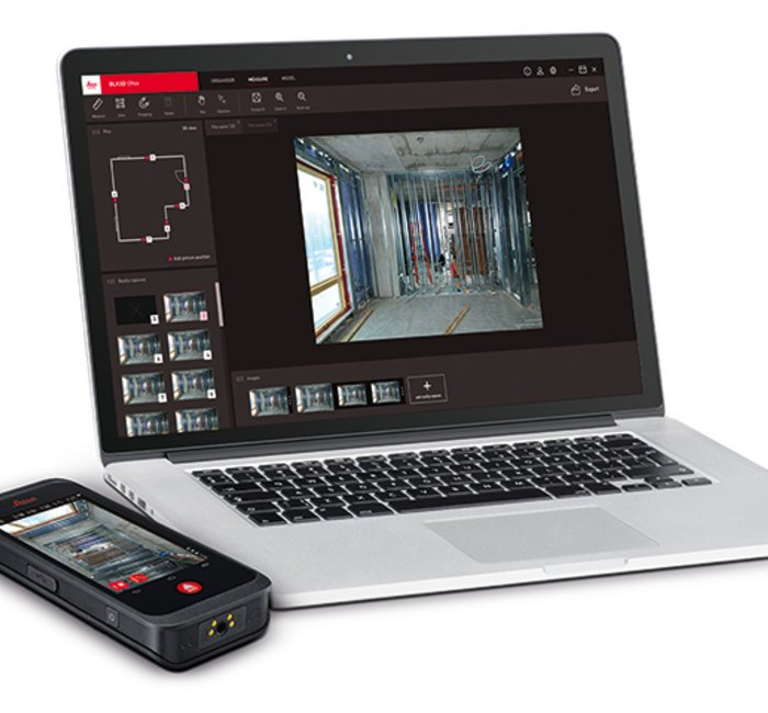Leica BLK3D Desktop Base Software