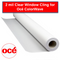 "Oce 2 mil Clear ColorWave Window Cling - CCLG (30"" roll)"