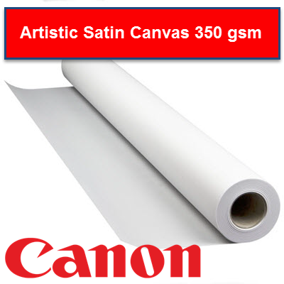 Canon Artistic Satin Canvas Inkjet Media - 350 GSM - 1429V4**