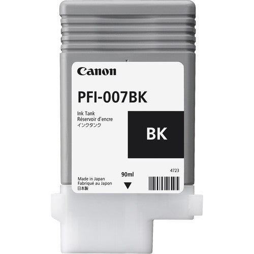 Canon PFI-007 Inks for iPF Printers (90ml)