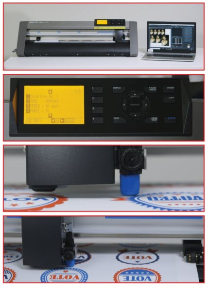 Graphtec Contour Cutter Machine & Software Bundle - {product-type} - 4511C001AA