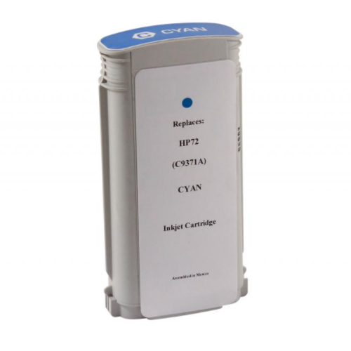 Remanufactured Wide Format Ink Cartridge for HP72