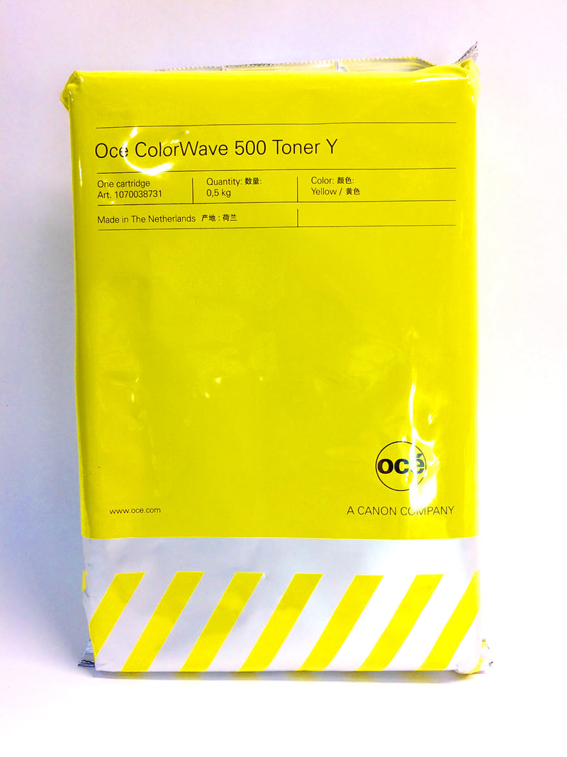 Oce Toner Pearls for ColorWave 500 - 1070038731 - TAVCO