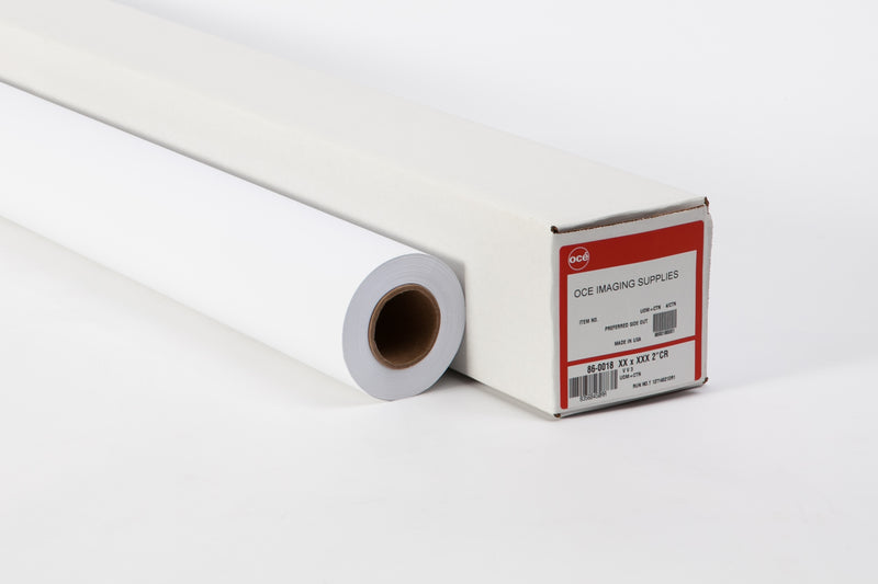 Canon 20# Inkjet Bond - Check Plot - 2 inch core - 8650000084 - TAVCO