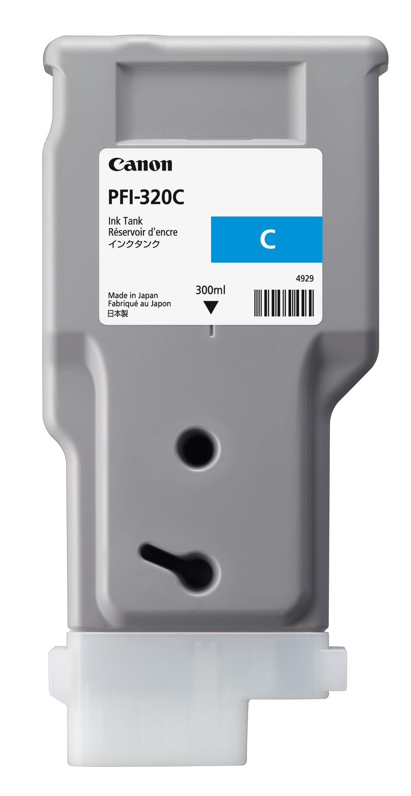 Canon PFI-320 Inks for TM Printers (300ml)