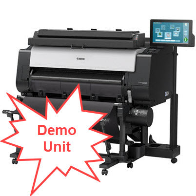 Canon TX-3000 - 36-inch - CAD & Technical MFP (Demonstration Unit)