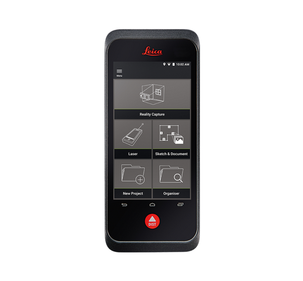 Leica BLK3D Mobile Sketch & Document Software
