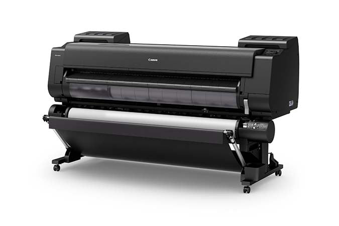Canon iPF PRO 6100S - 60-inch - Sign & Poster Printer (8 color) - {product-type} - 3875C005AA