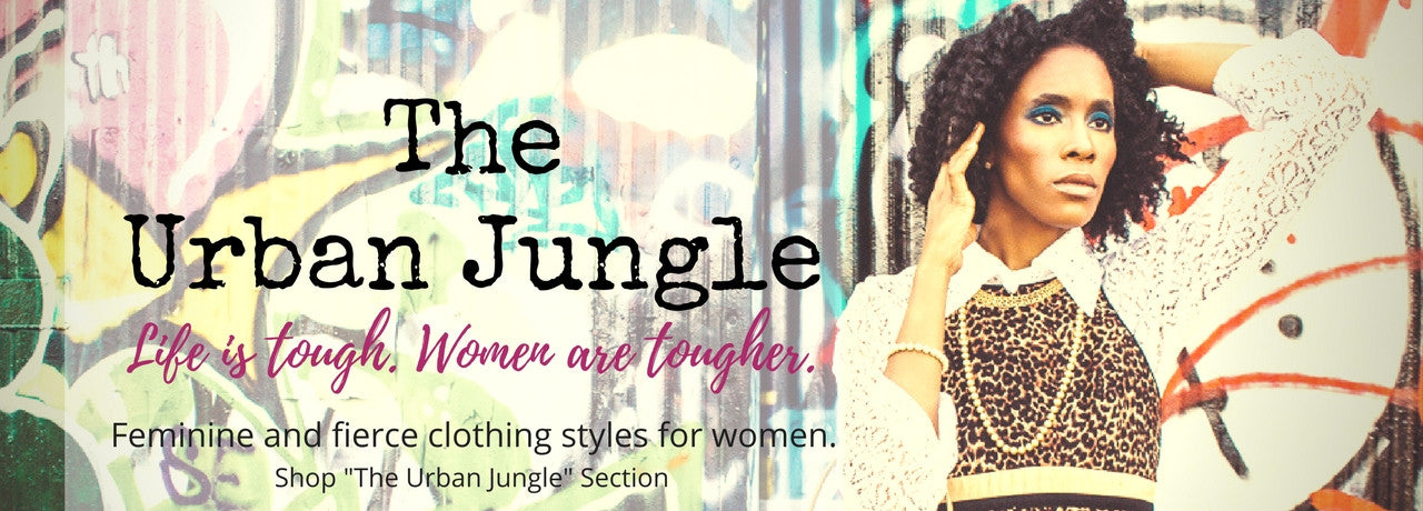 """In America: The Urban Jungle Collection"" for Not Your Mama's Vintage by Create.Restore"
