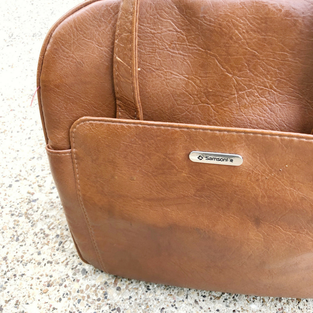 Vintage Samsonite Silhouette II Overnight Bag