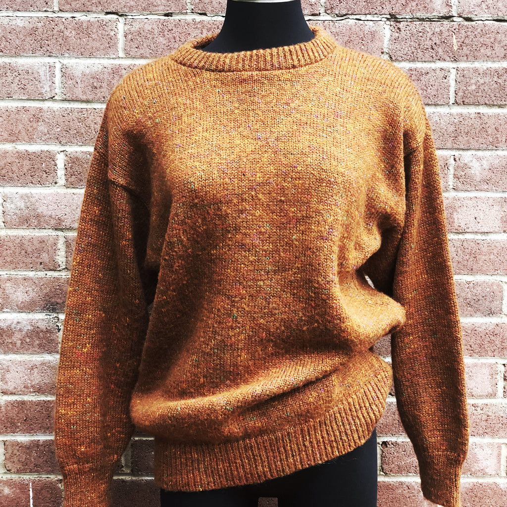 Vintage Boyfriend Sweater by Charms