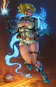 Ghostbusters: Powergirl Mashup