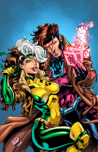 Rogue & Gambit (Mr. & Mrs. X) Print