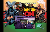 Decoy Games: GAME ON! 2020 Limited Edition Print