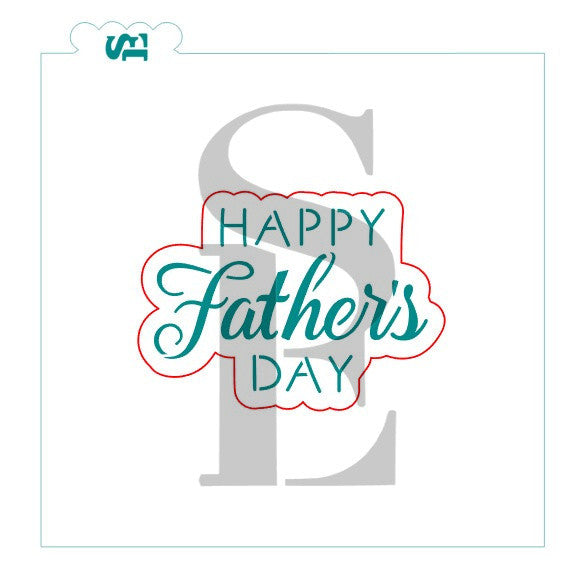 Happy Father's Day #1 Digital Design