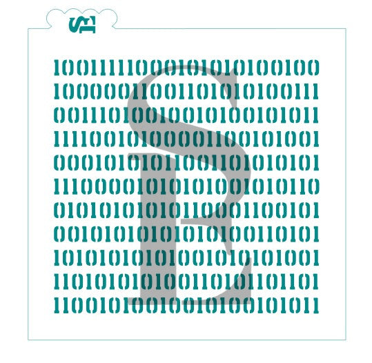Binary Code and Circuit Board Background Bundle Digital Design