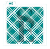 Plaid Backgrounds Bundle Digital Design Cookie Stencil