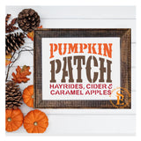 Pumpkin Patch Sentiment Digital Design