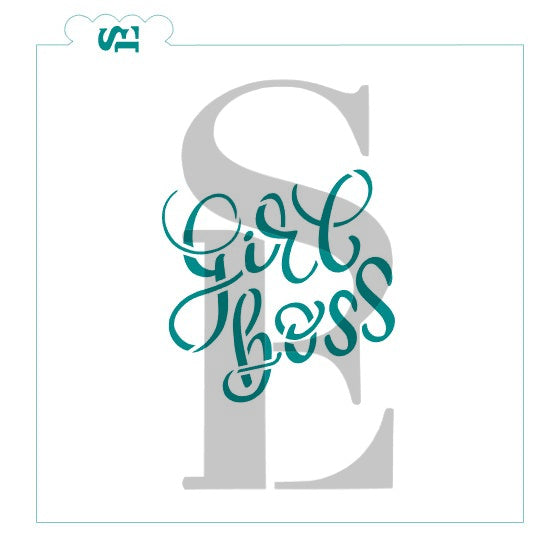 Girl Boss #2 Sentiment Digital Design