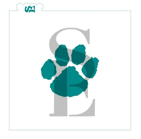 Paw Mascot Digital Design