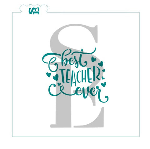 Best Teacher Ever #2 Sentiment Digital Design