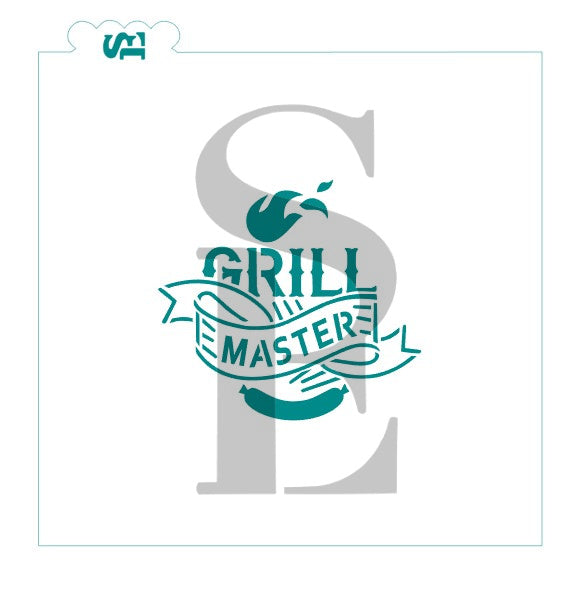 Father's Day Jumbo Bundle #2 - Simply A Dad Digital Designs Cookie Stencils Grill Master