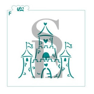 Whimsical Castle PYO Digital Design