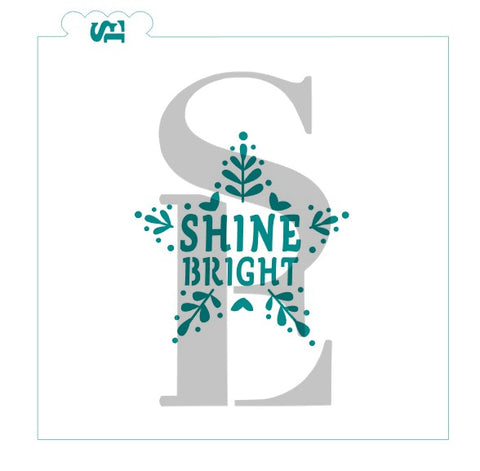 Shine Bright Star Digital Design