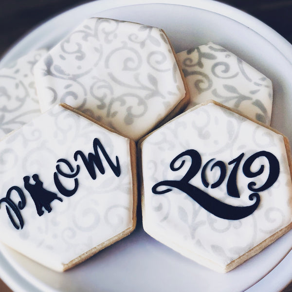2019 Stencil for Cookies, Cakes & Culinary