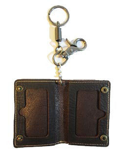 Braga Card & ID Case w Key Hook