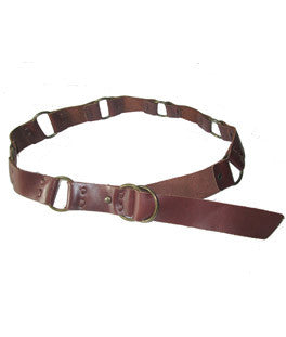 Teruel Leather Belt