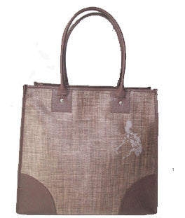Len Double Sided Banig Picnic Bag
