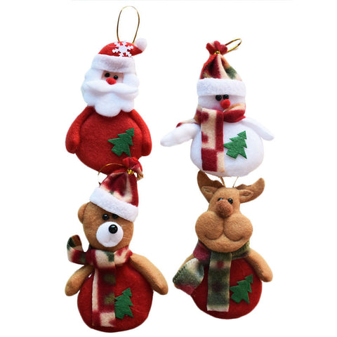 6pcs Amazing Chrismas Ornaments - FREE SHIPPING
