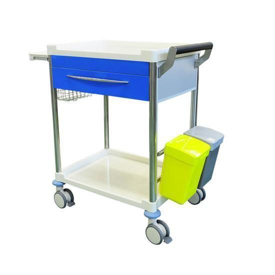 High Quality & Quick Turn-around-Emergency Trolley